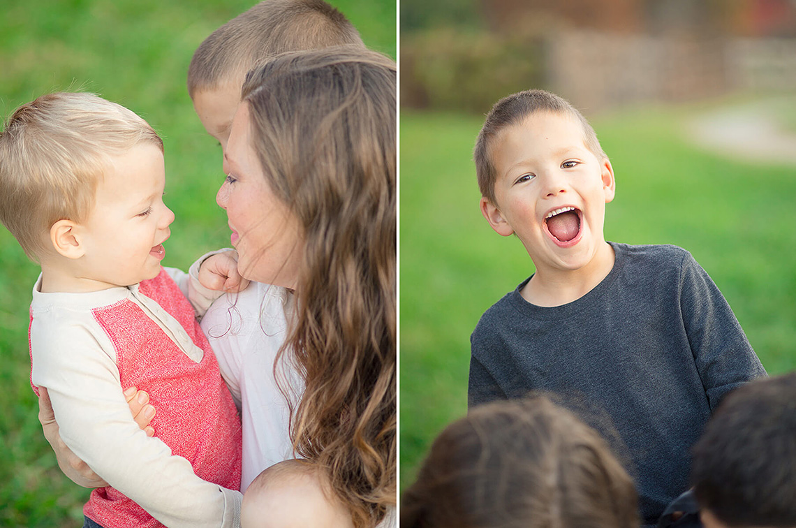 2-Family-Photographer-York-PA-Ken-Bruggeman-Photography-Phillips-Family-Portraits-Little-Boy-Being-Silly.jpg