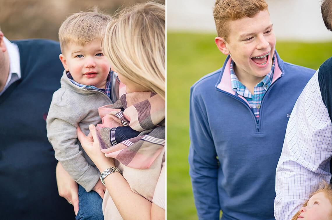 3-Family-Photographer-York-PA-Ken-Bruggeman-Photography-Teenage-Son-Laughing-Toddler-Gray-Sweater.jpg