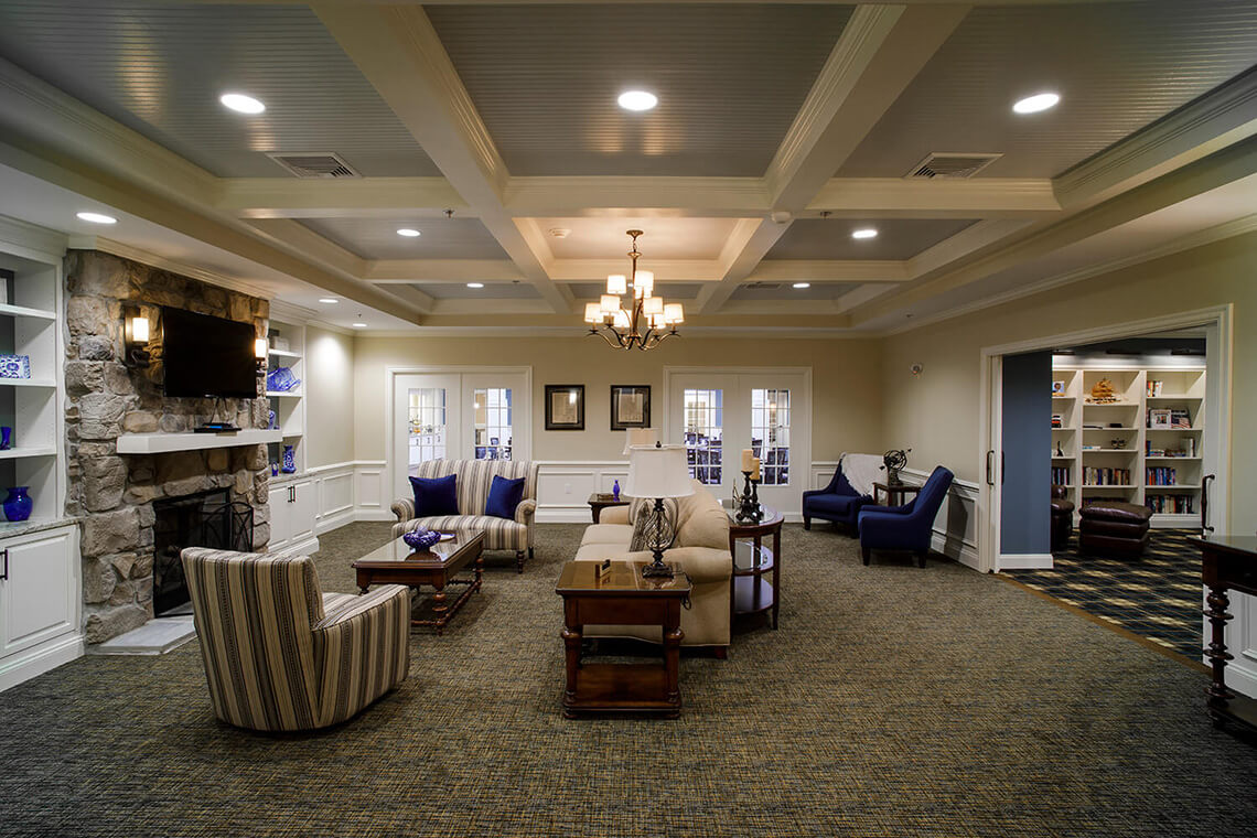 12-Commercial-Architectural-Photographer-York-PA-Ken-Bruggeman-Photography-Senior-Living-Home-Piney-Court-Laurel-Village-Linear-Perspective-Formal-Livingroom.jpg