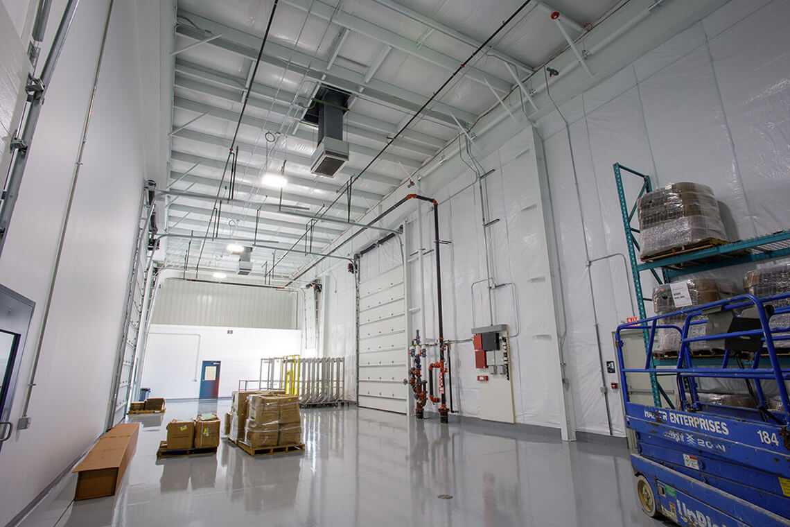 6-Commercial-Architectural-Photographer-York-PA-Ken-Bruggeman-Photography-Richter-Precision-Facility-Loading-Dock-Storage-Area.jpg