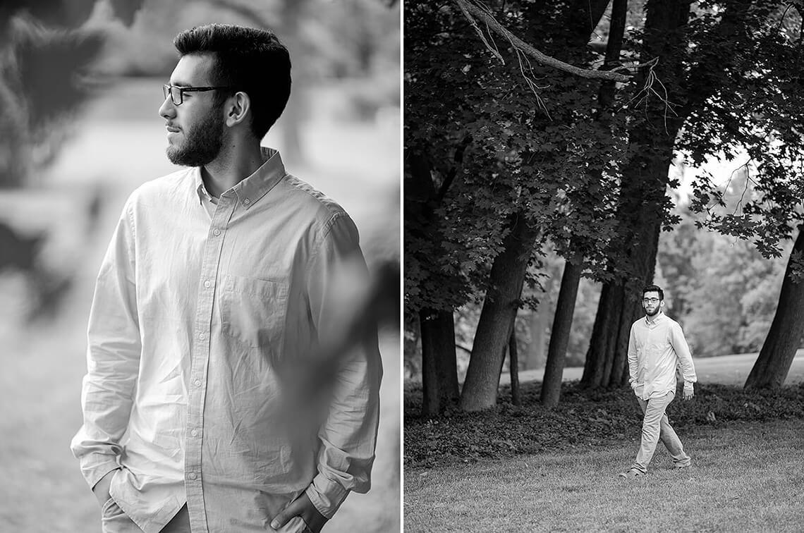 5-Senior-Portrait-Photographer-York-PA-Ken-Bruggeman-Photography-Black-White-Walking-Trees.jpg