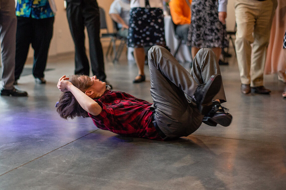 30-Max-Halterman-Sammi-Wedding-Photographer-York-PA-Ken-Bruggeman-Photography-Young-Man-Breakdance-Spin-Floor.jpg