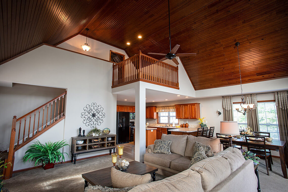 2-Commercial-Photography-Residential-Real-Estate-Interior-Ken-Bruggeman-Photography-York-PA-Pleasant-Valley-Homes-Wood-Ceiling-Vaulted-Open-Space-Livingroom.jpg