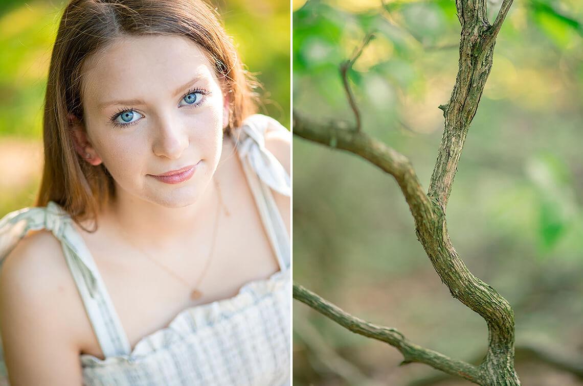 2-Senior-Portrait-Photographer-Near-York-PA-Ken-Bruggeman-Photography-Girl-Blue-Eyes-Tree-Branch.jpg