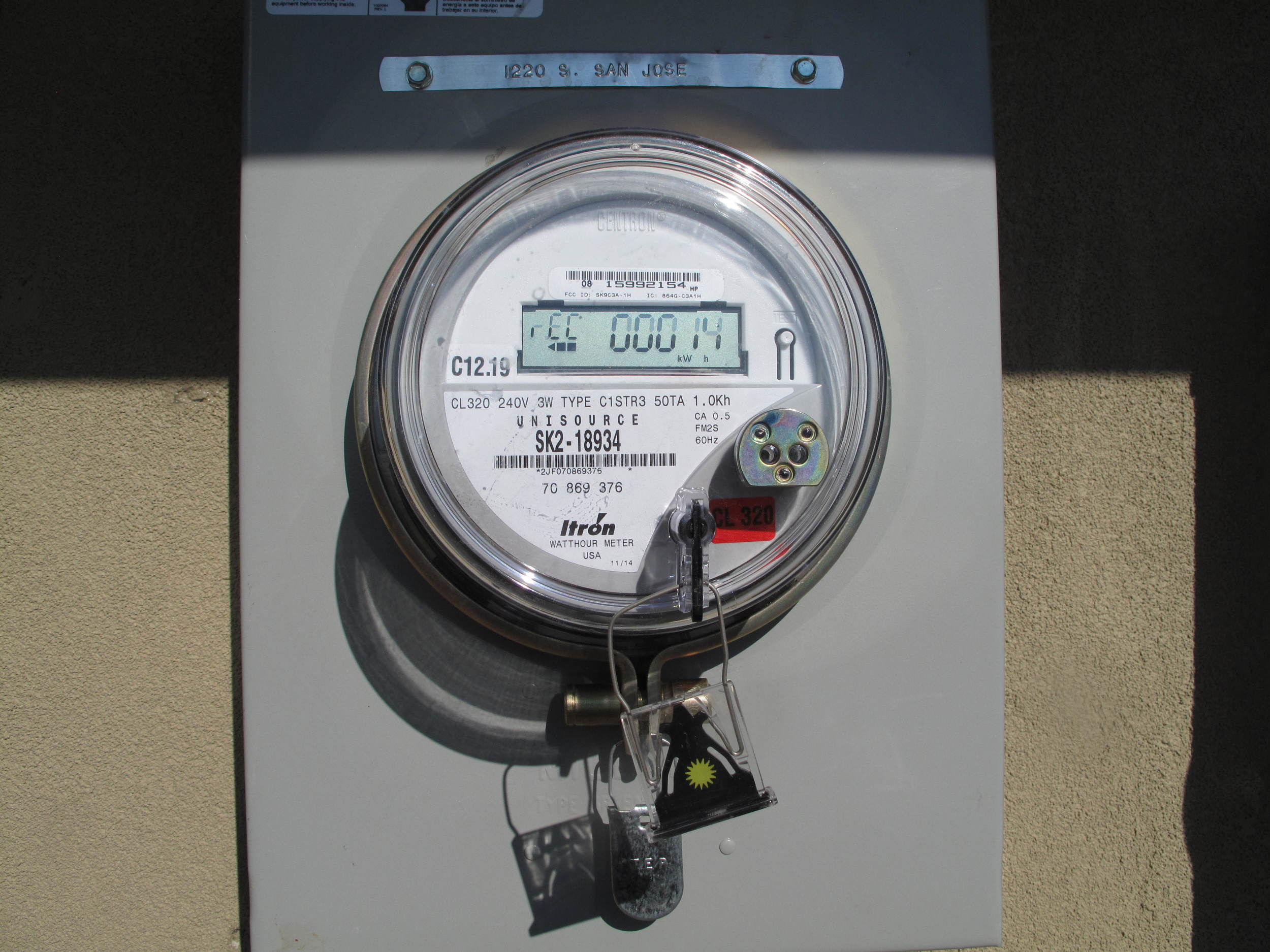 Selling electricity.