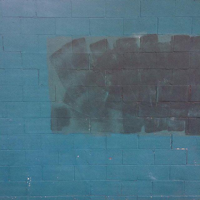 #embracethebuff #graffitiremoval #colorfieldmural #staybuffed #urbanart #buffedart #streetart #okcart #okc #art