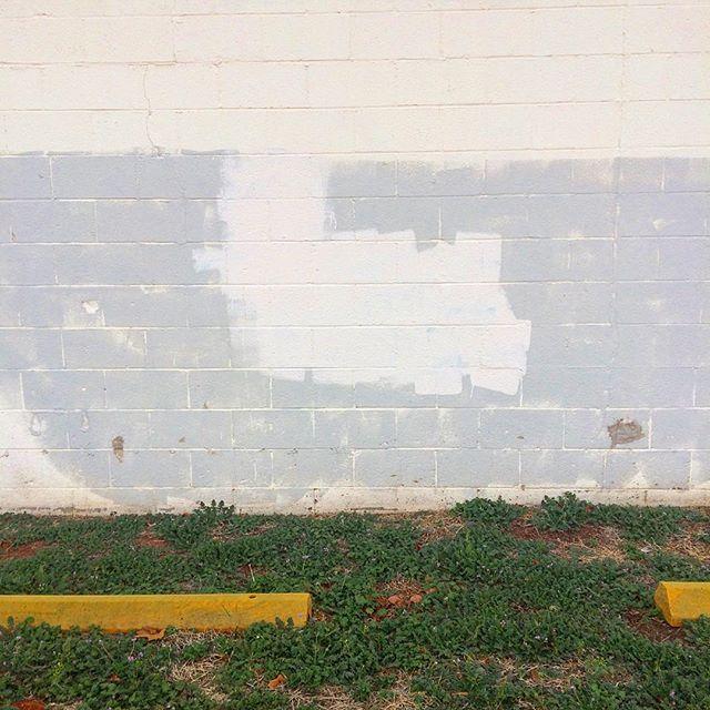 #embracethebuff #graffitiremoval #colorfieldmural #staybuffed #urbanart #okcart #okc #art