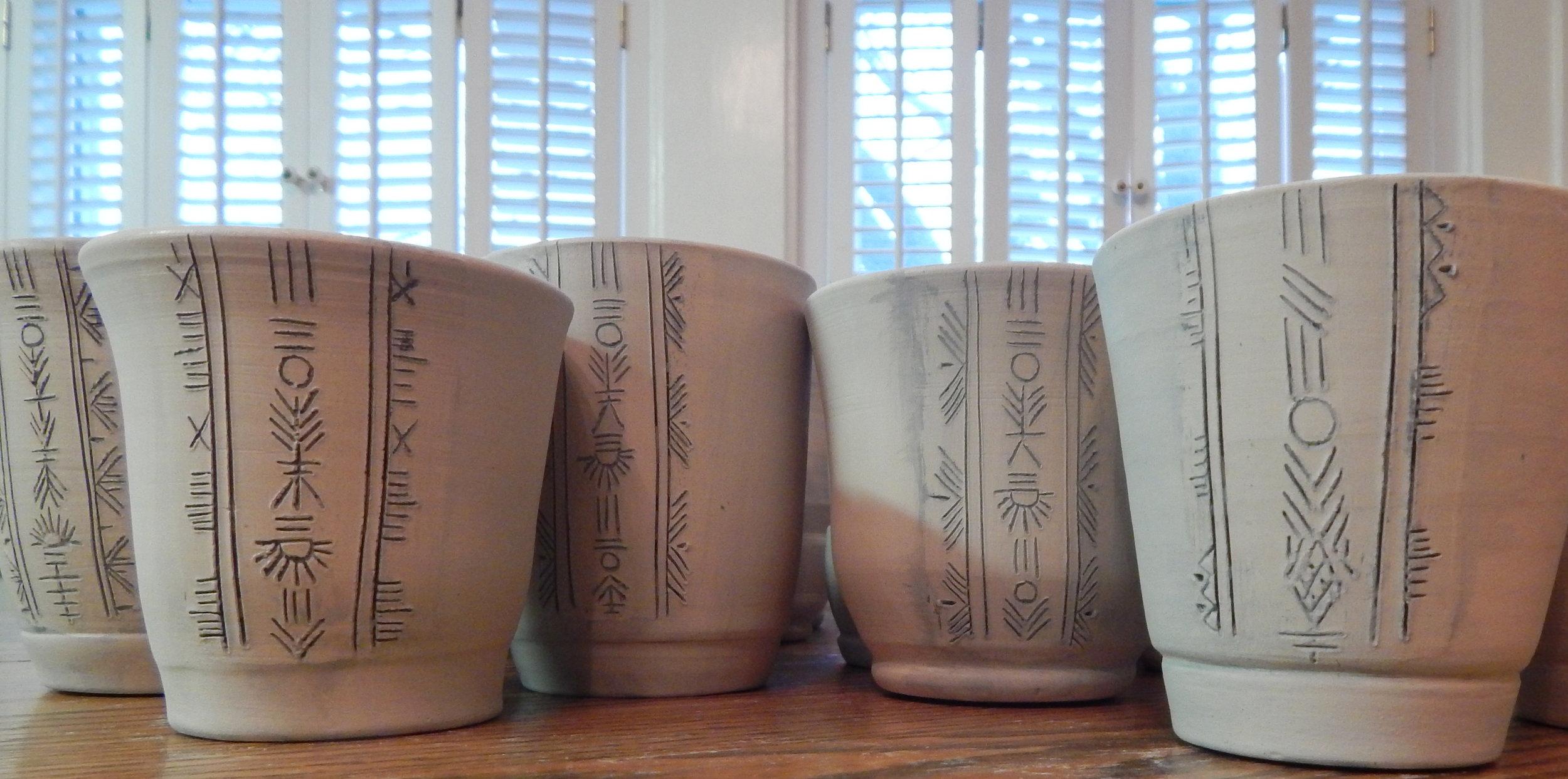 PotteryMugsMishima.jpg