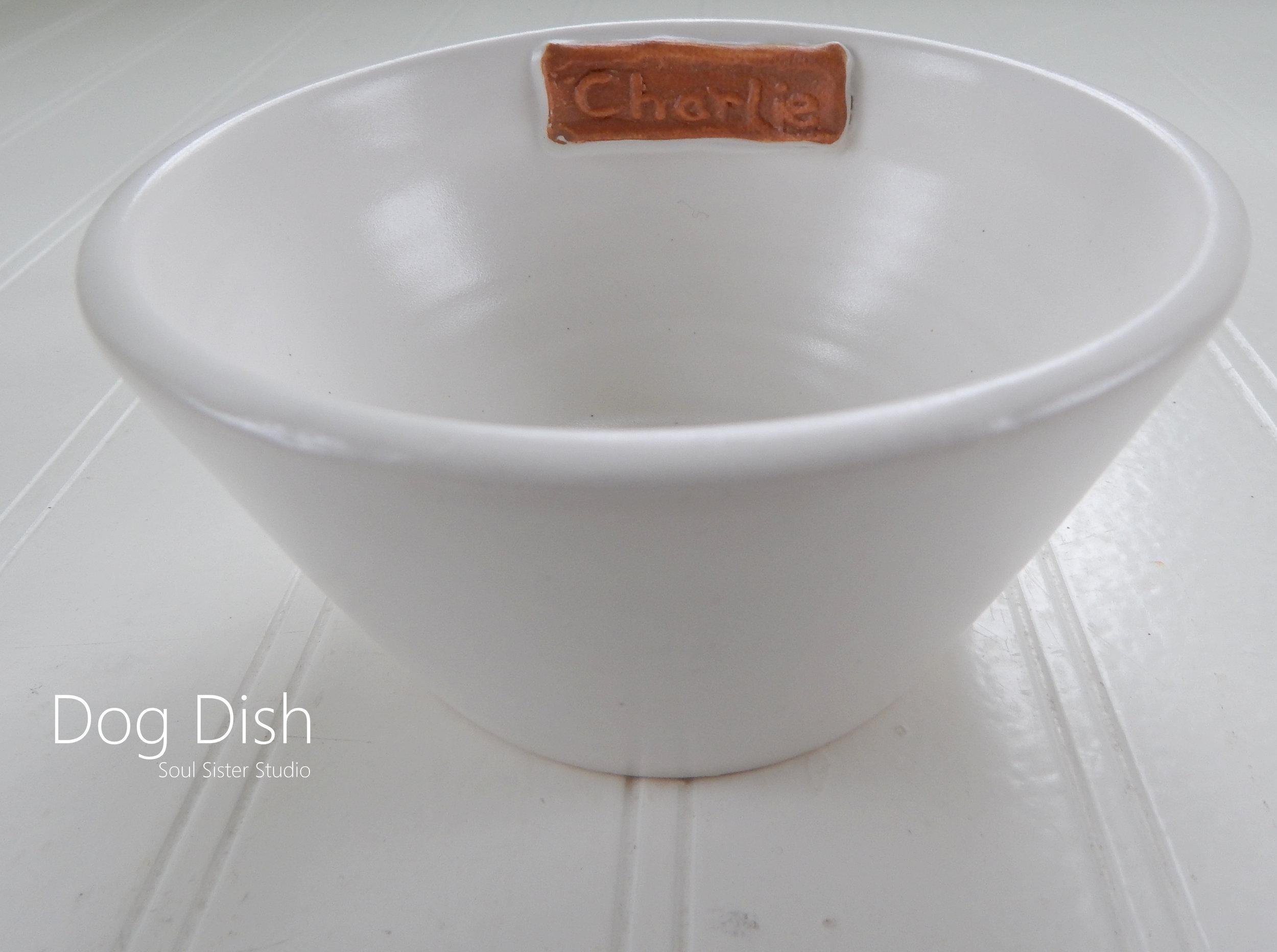 PotteryWhiteCharlieDogDish.jpg