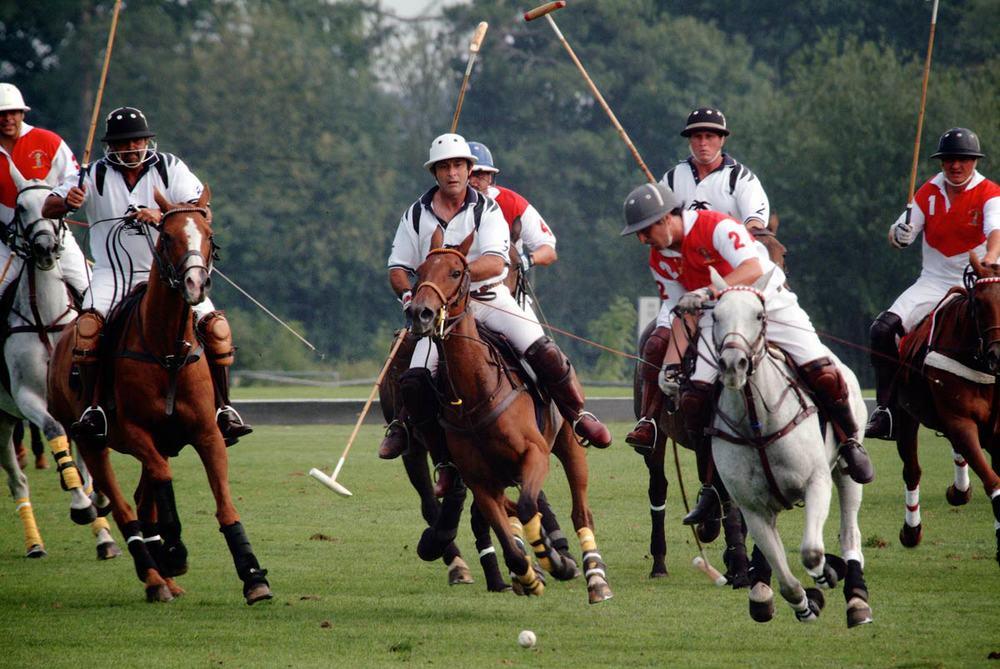 Royal Berkshire Polo Club, England