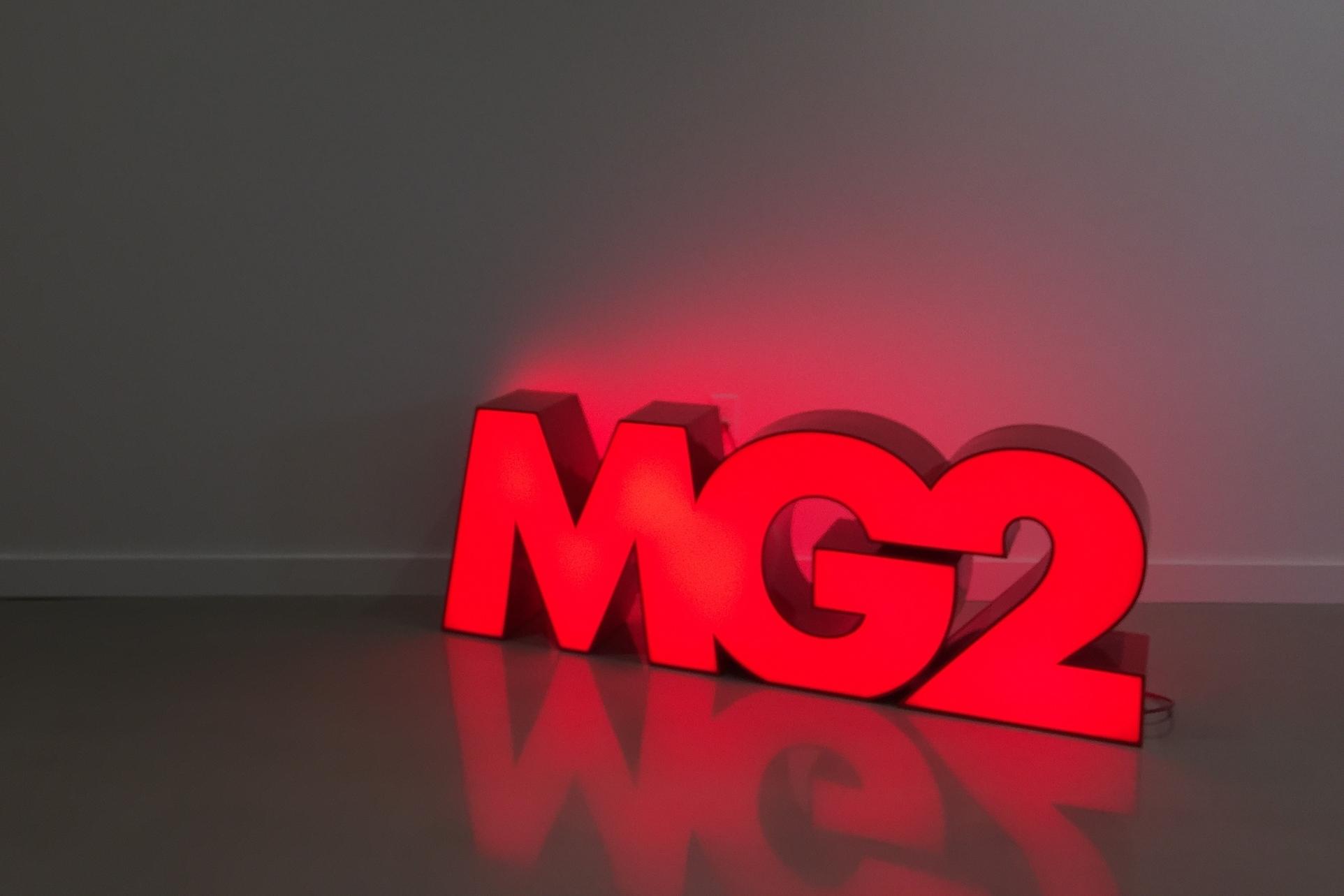 BRAND IDENTITY DESIGN : MG2 ARCHITECTS