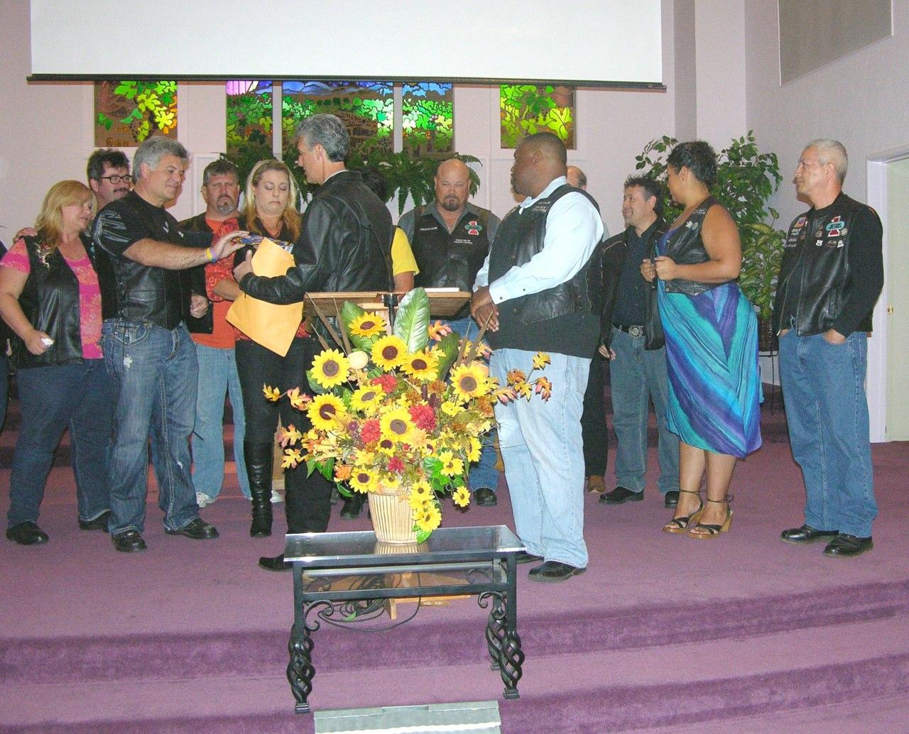 Biker Sabbath St. Helena - Patching ceremony for Jonathan and Traci.jpg