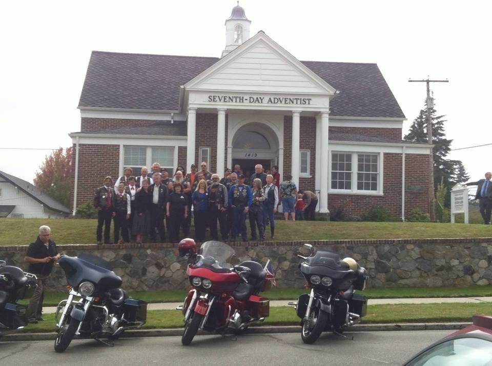 Sabbath with Anecortes Adventist Church