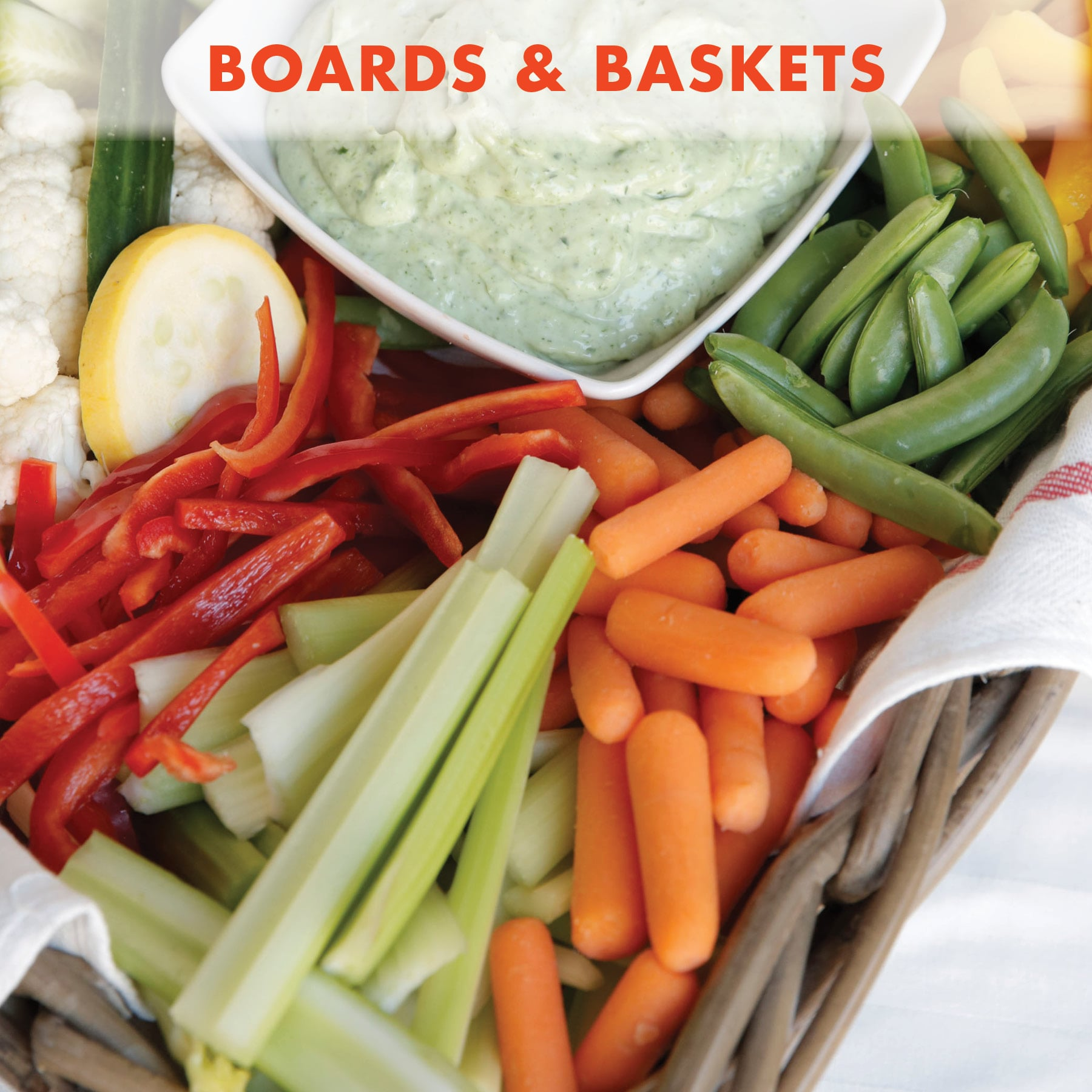 Boards & Baskets