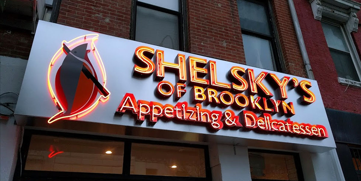 - Click to Order Online - Delivered or Pick UpShelsky's of Brooklyn: Appetizing & Delicatessen141 Court Street, Brooklyn, NY 11201