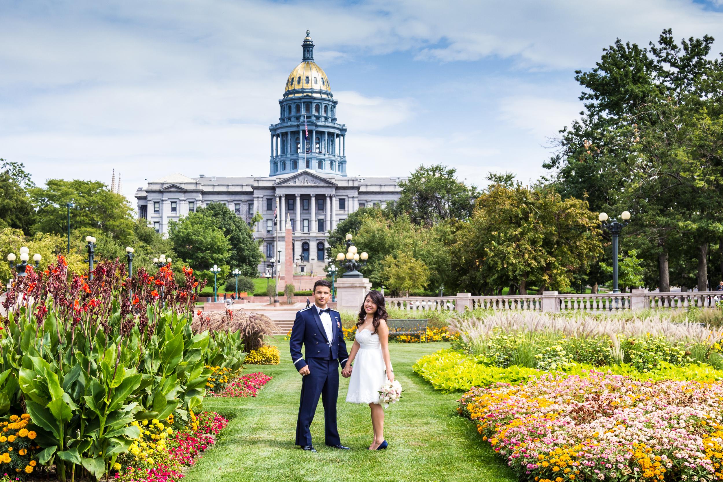 denver courthouse wedding