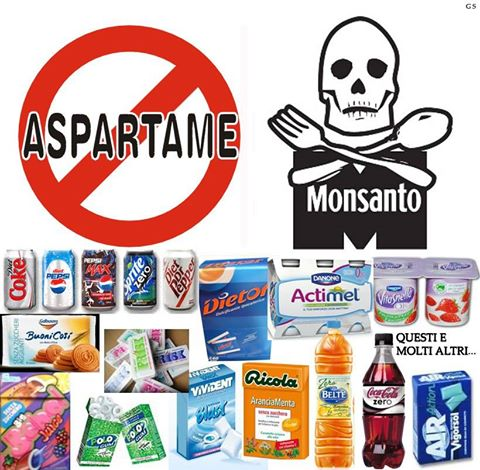 aspartamemonsanto