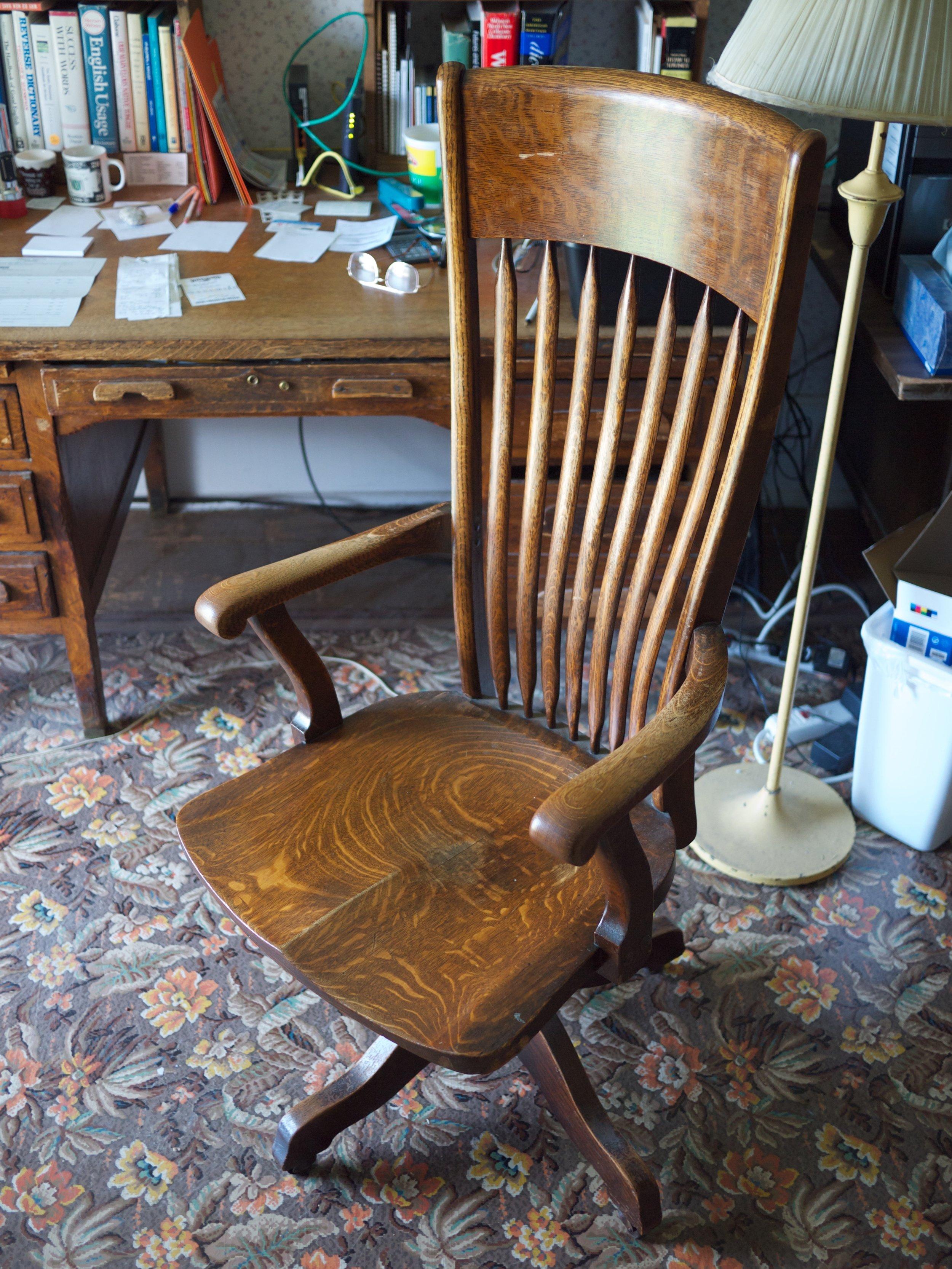 Dad's office chair.jpg