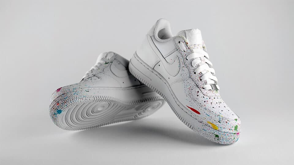 Nike Air Force 1 Shoes Nike Air Force 1 Low Artist Edition — Antonio Brasko