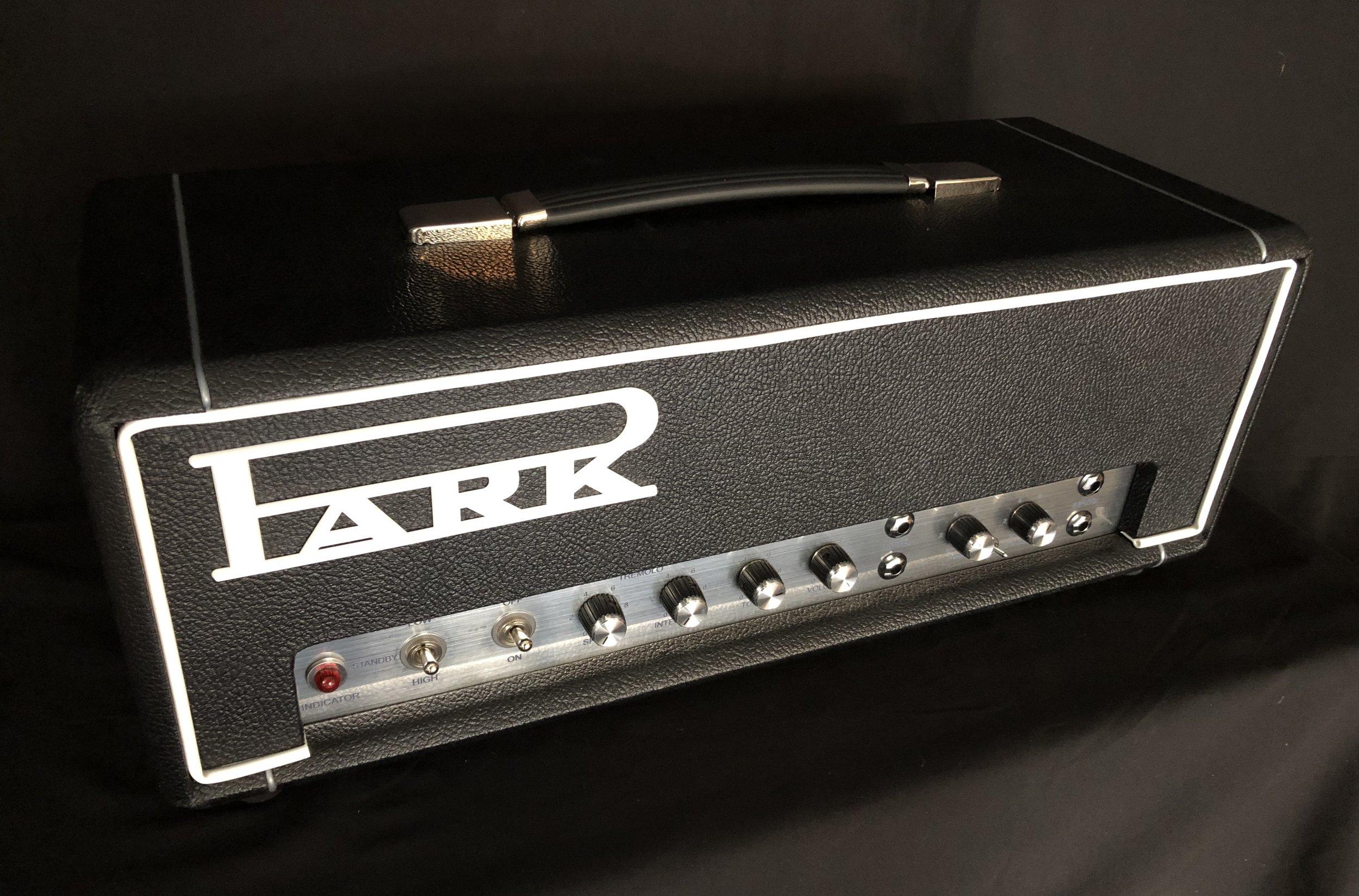 Park P1800H compact 18 watt head