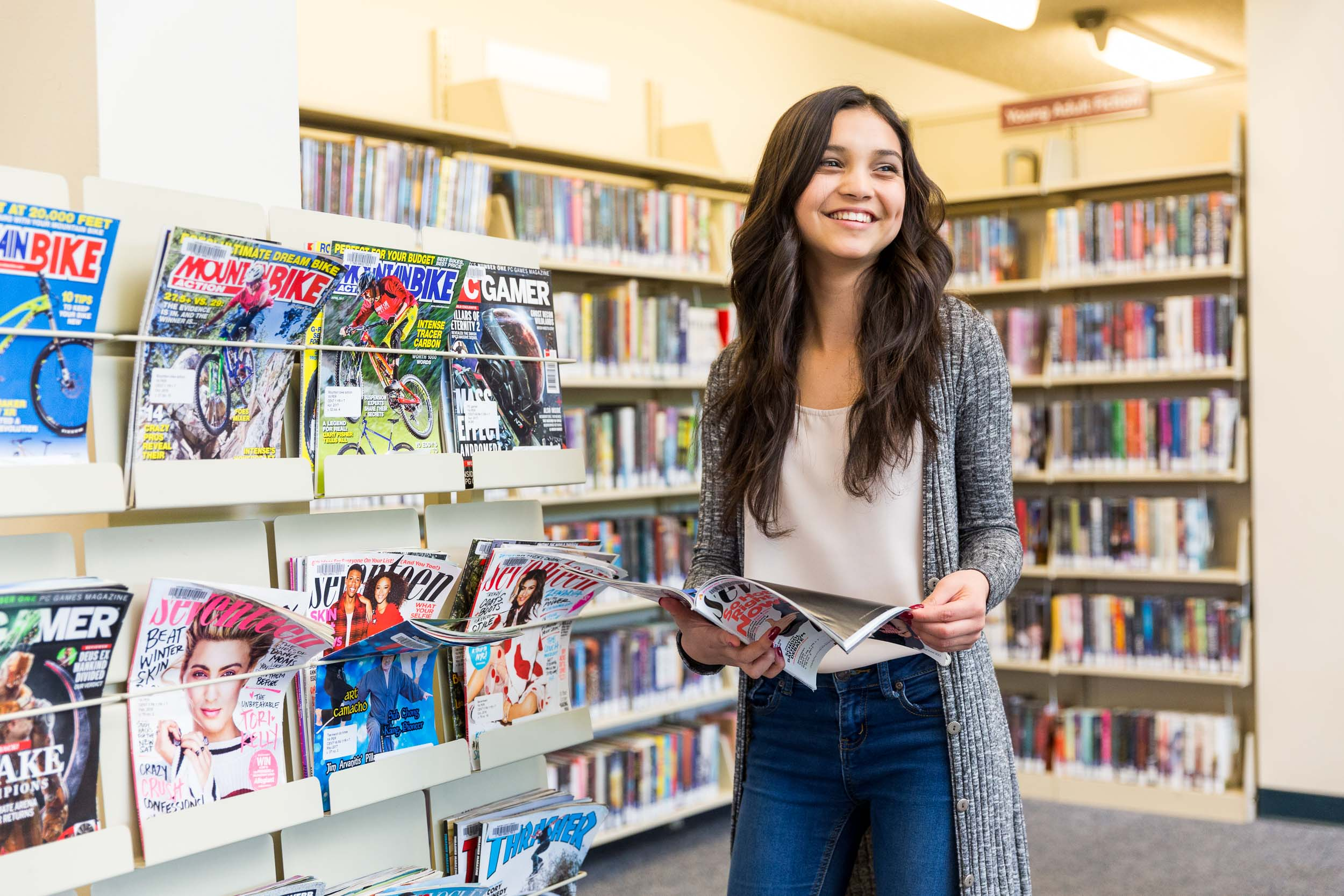 Sonoma County Library offers books, clubs, services, and programs for all ages in Northern California.