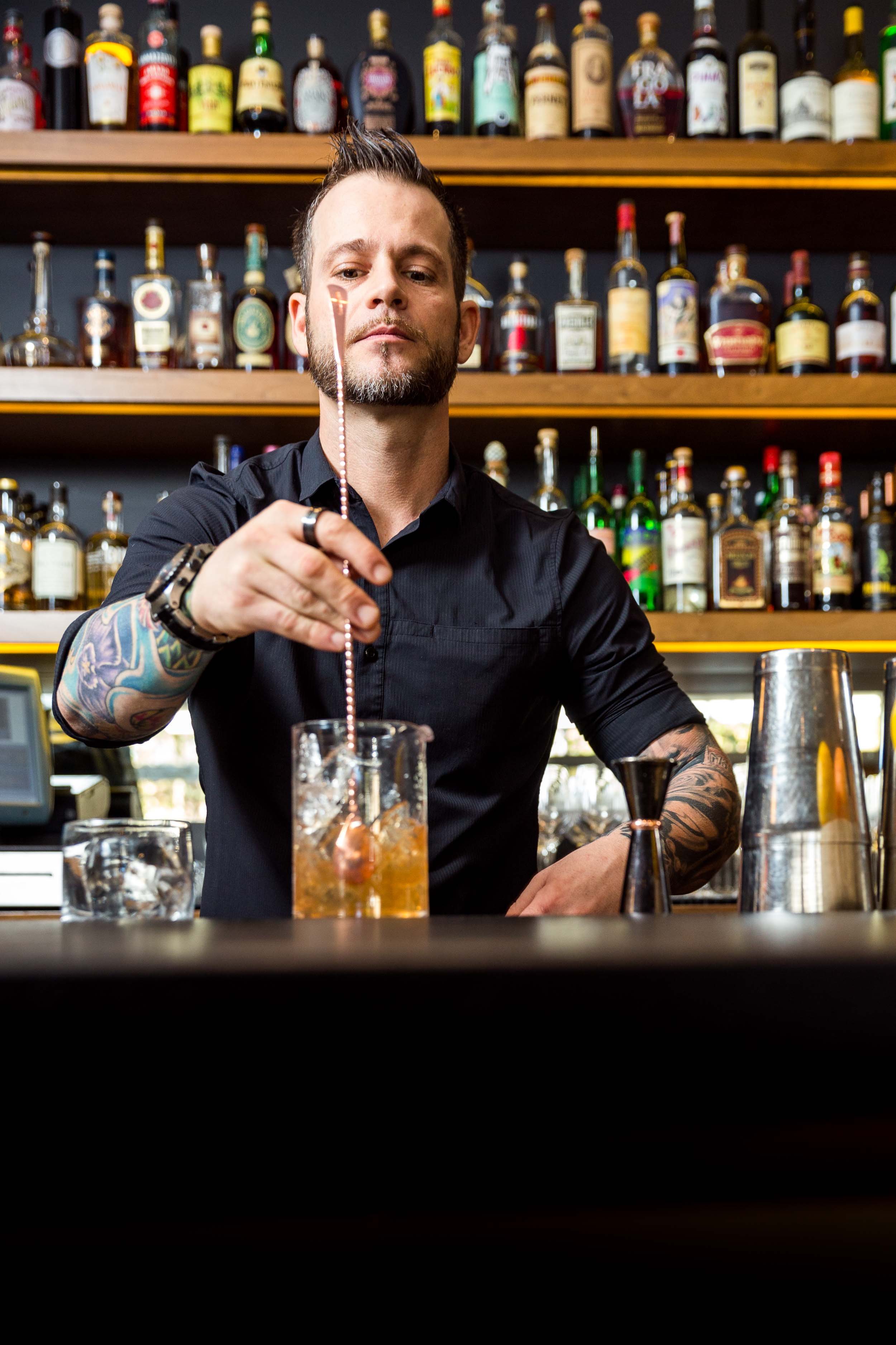 Diablo Magazine - cocktails and bartenders in the East Bay.