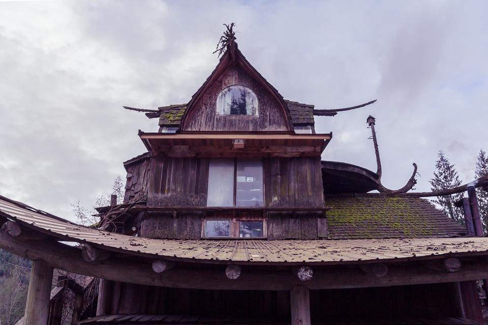 Sky House. I think of it as Dragon House.