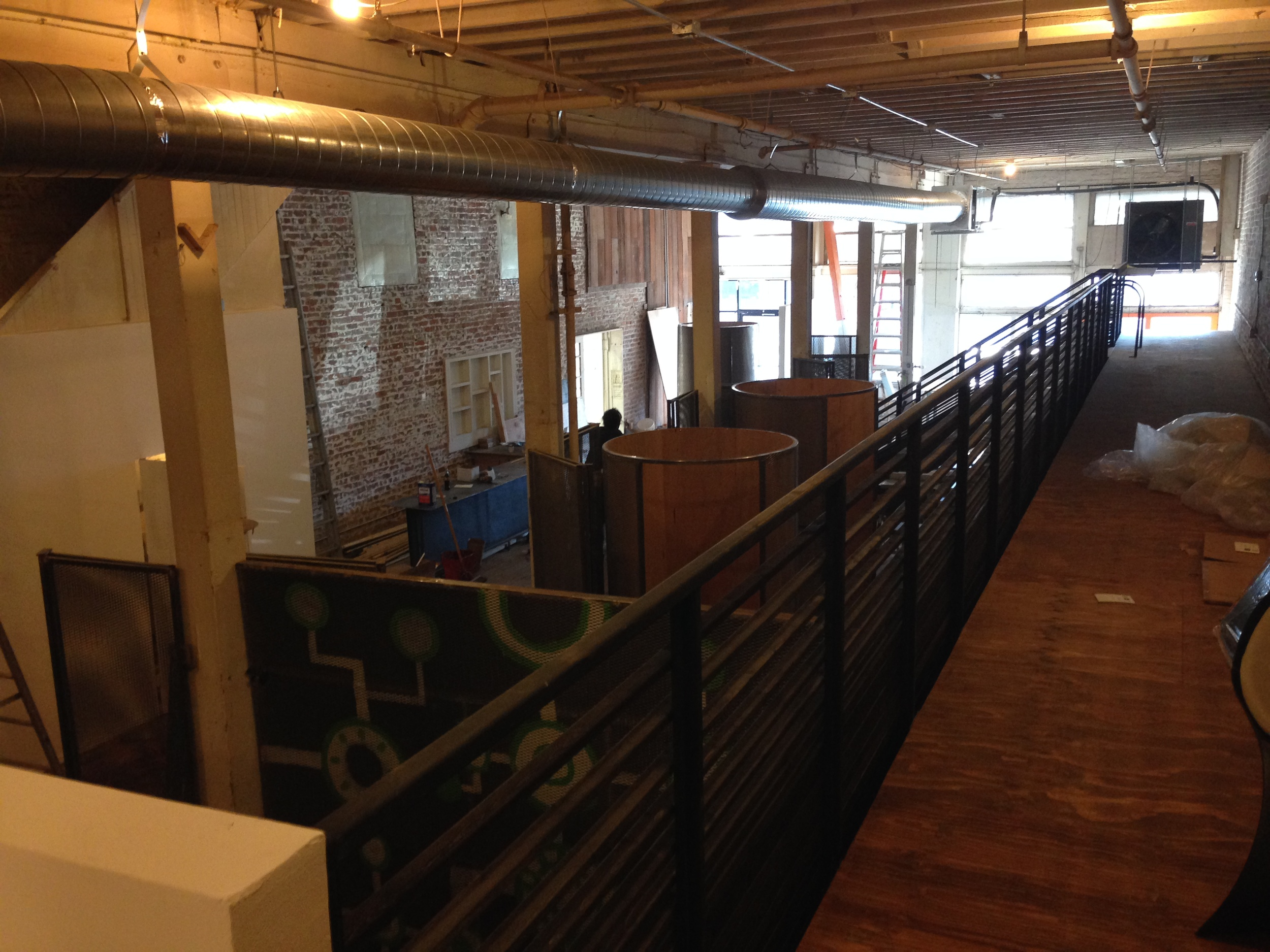 Room for 5-10 tech startups in assigned offices and up to 25 individual unassigned desks