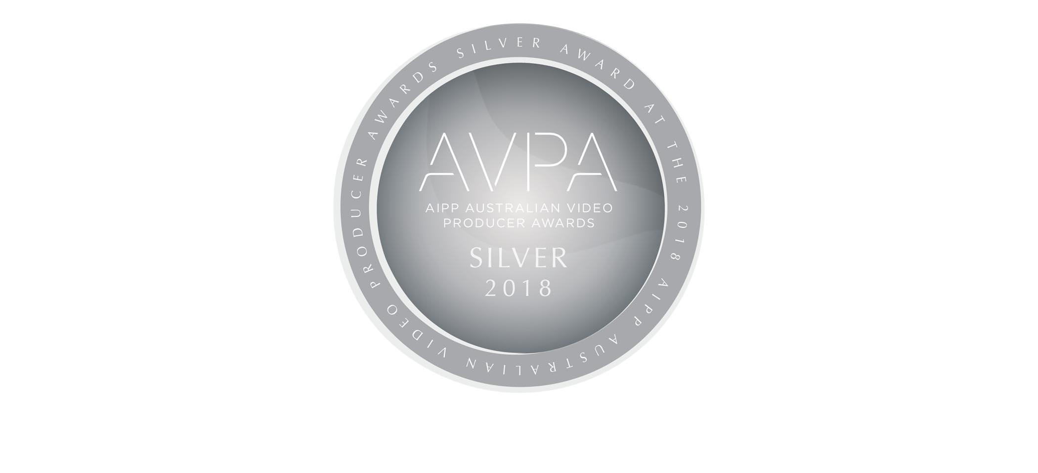 Videographer award silver distinction.jpg