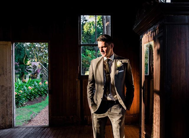 L U K E @emily.jessica.mccabe  @gabbinbarhomestead @brendakeeling @moonbloomandco @jdolls . . . . . . . . . . . . . . . . . . #groom #groomsuit #groominspiration #wedding #weddingday #weddinginspo #gabbinbarhomestead #chasinglight #toowoombawedding #brisbanephotographer #brisbanevideographer #bernadettedraffinphotography