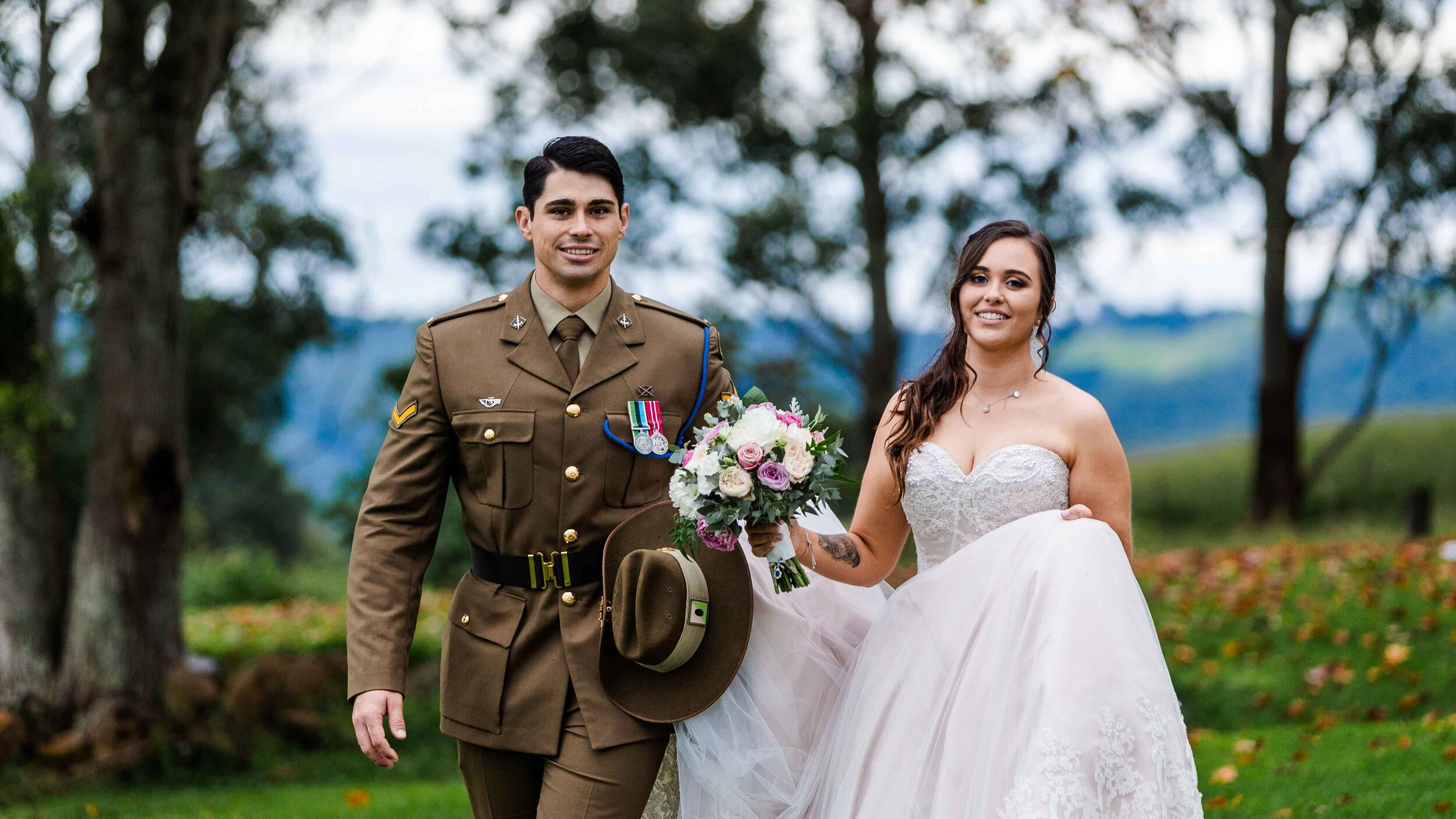 Chloe + Nathan Wedding's at Tiffany's wedding 04.05.2019
