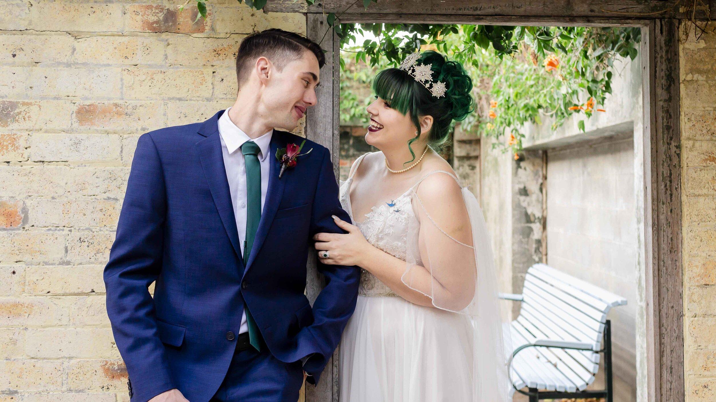 Jack + Emily - Lightspace Wedding 07.09.2019