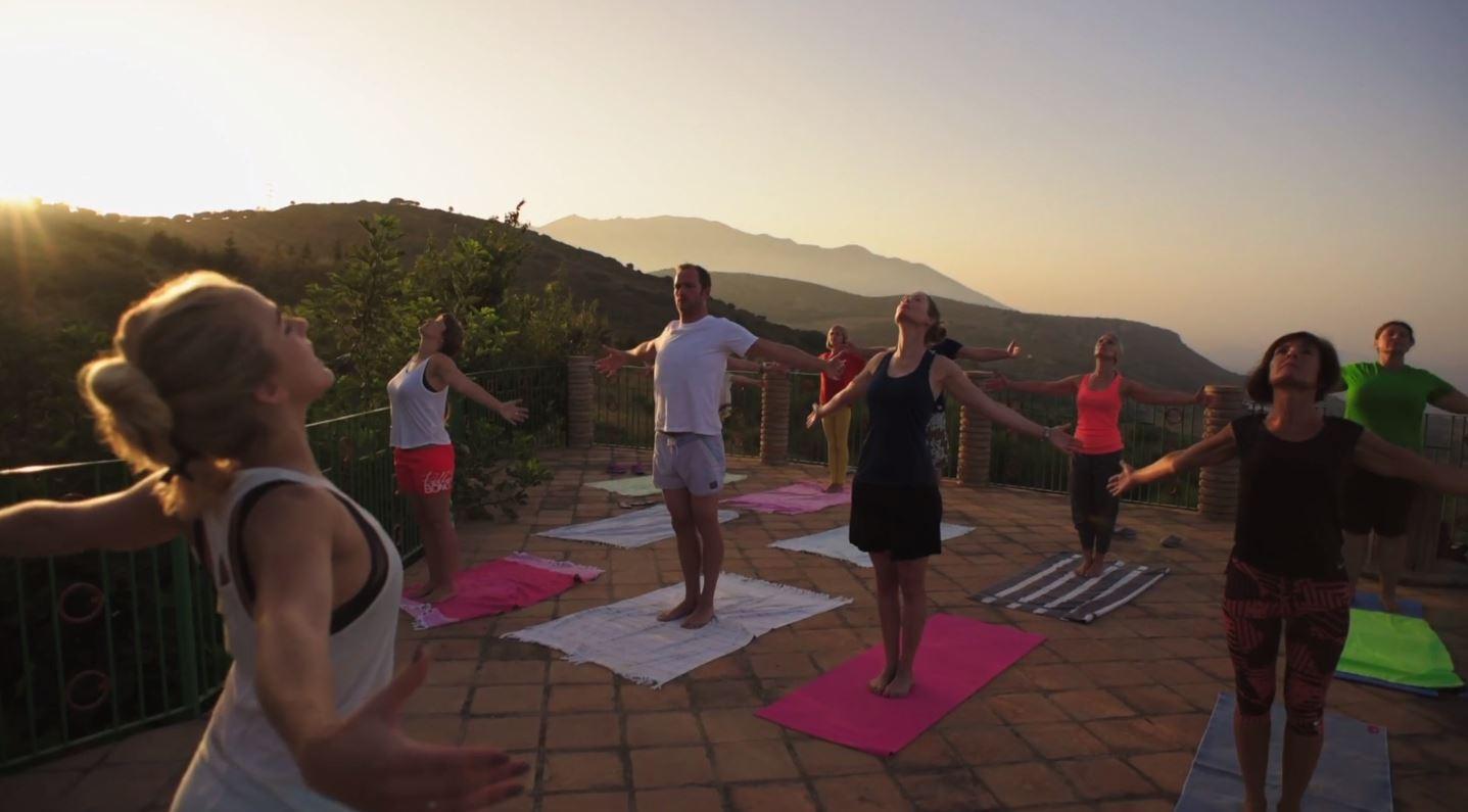 6 Day Malaga Yoga Retreat September 2019 — The Yoga Edge