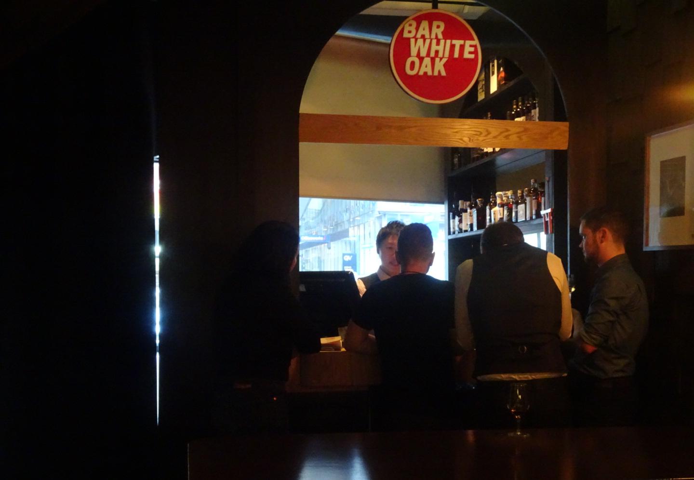 Bar White Oak