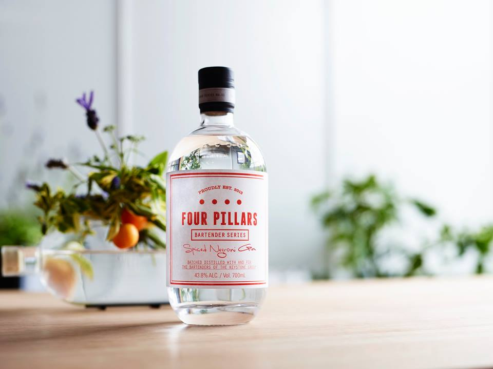 Picture by Four Pillars Gin
