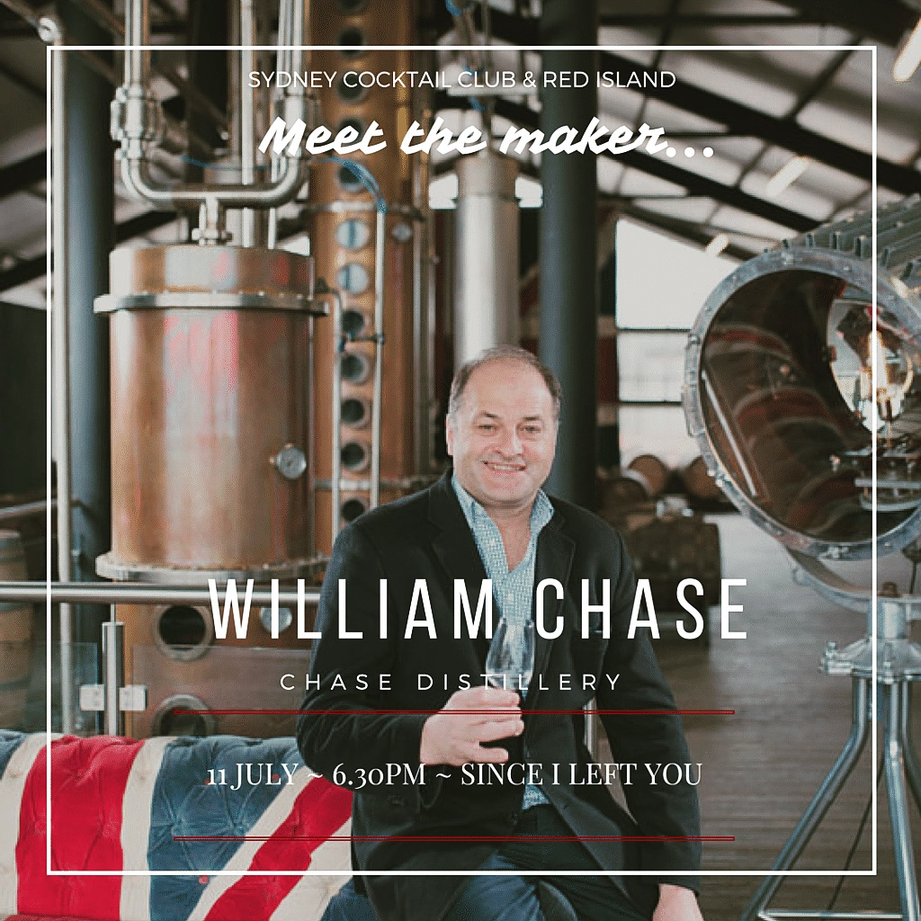 Meet the Maker William Chase