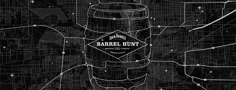JD Barrel Hunt