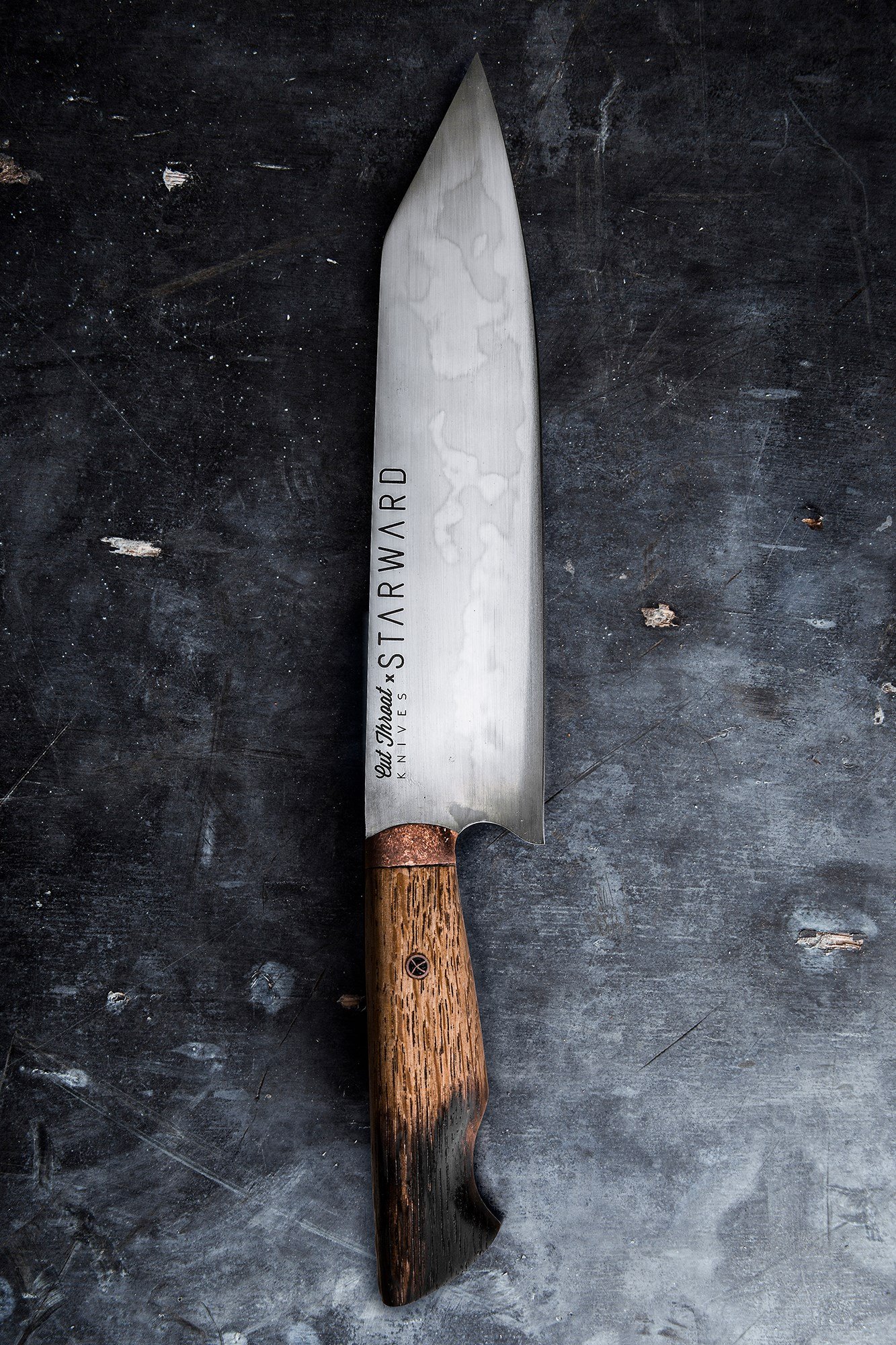 Image by Jack Hawkins from www.cutthroatknives.com.au