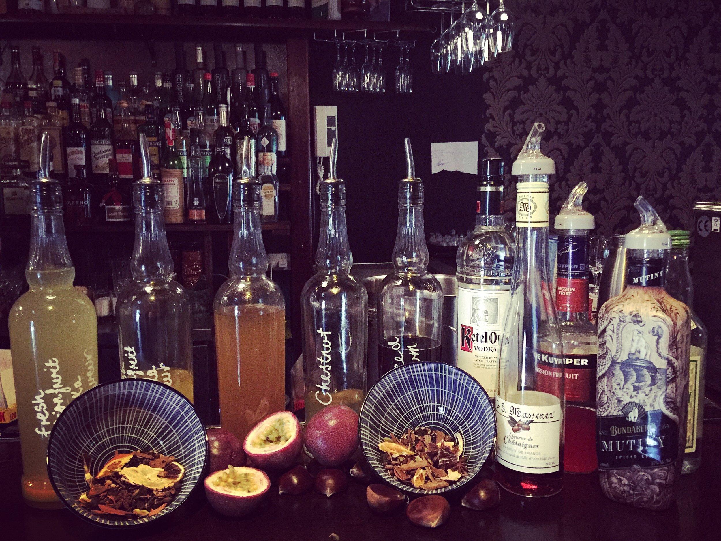Liqueur Tasting collection