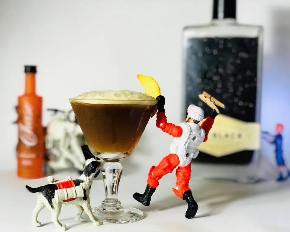 Orange Espresso Martini