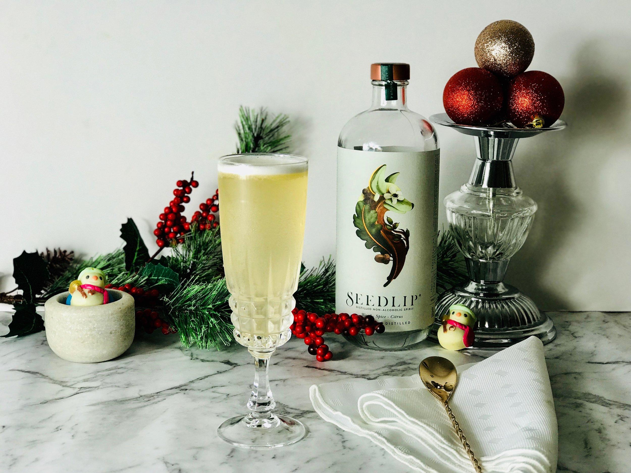 Virgin Spice Cocktail