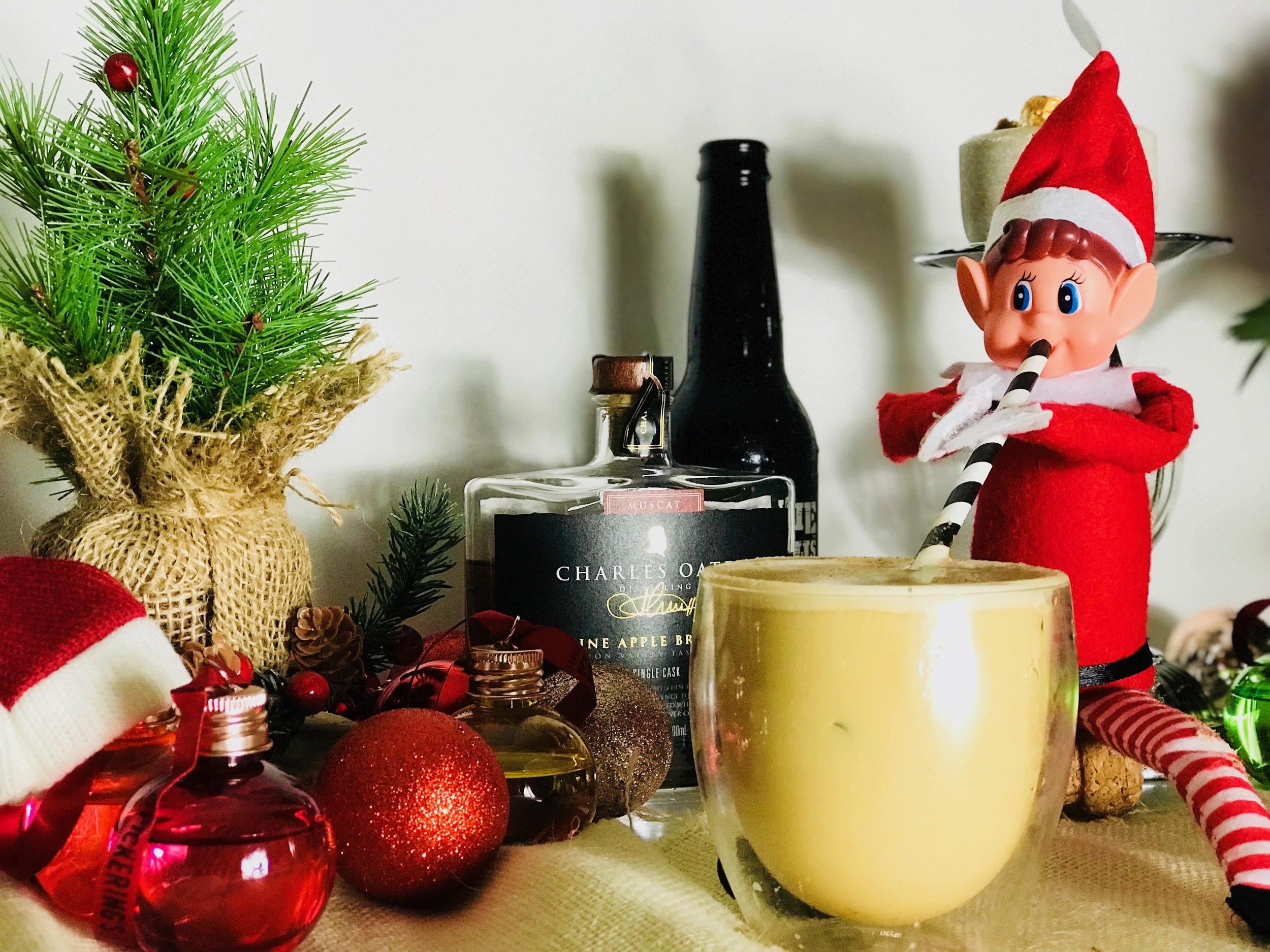 Christmas Nog Cocktail