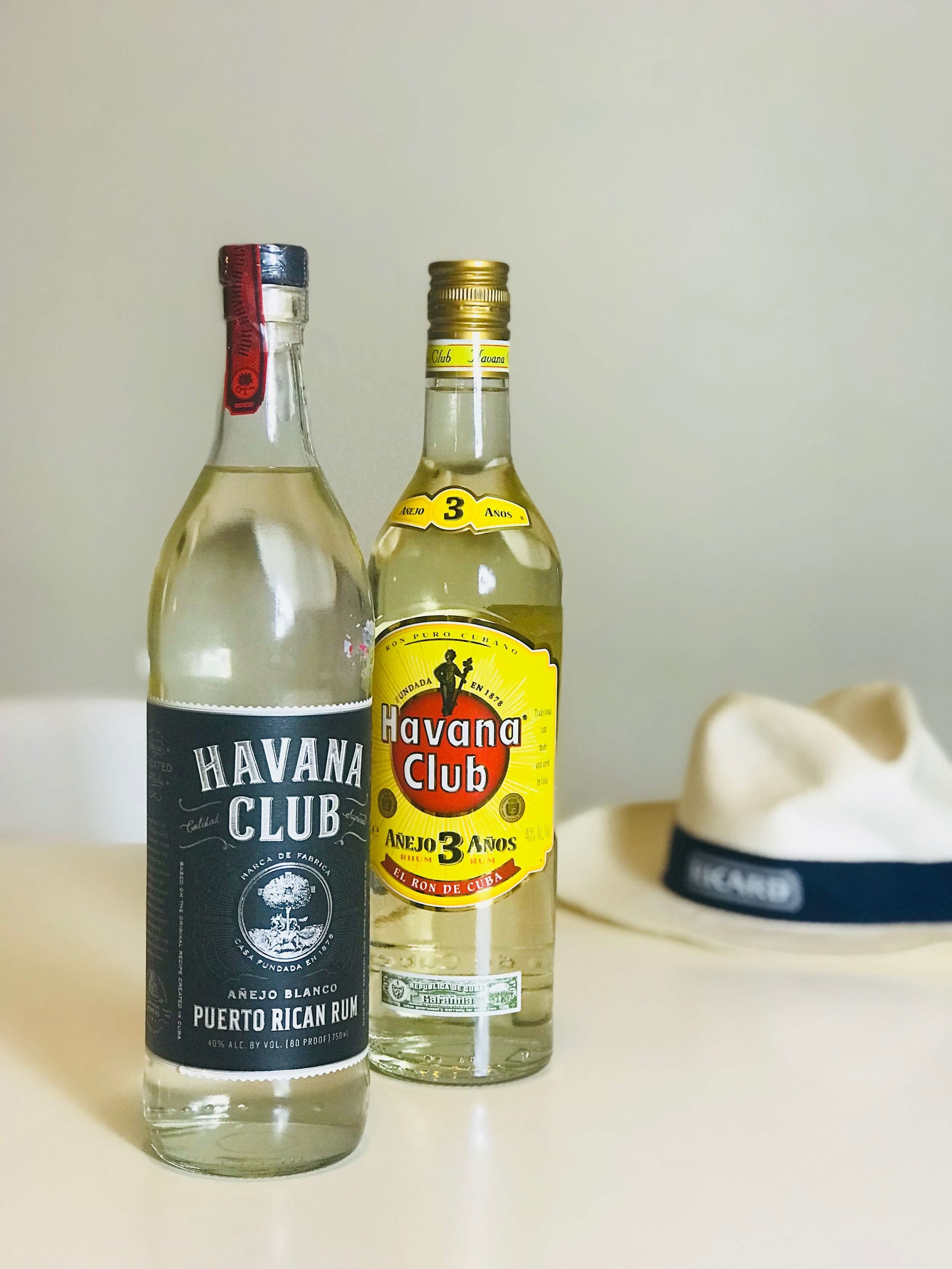 Havana Club rum, what's the difference?