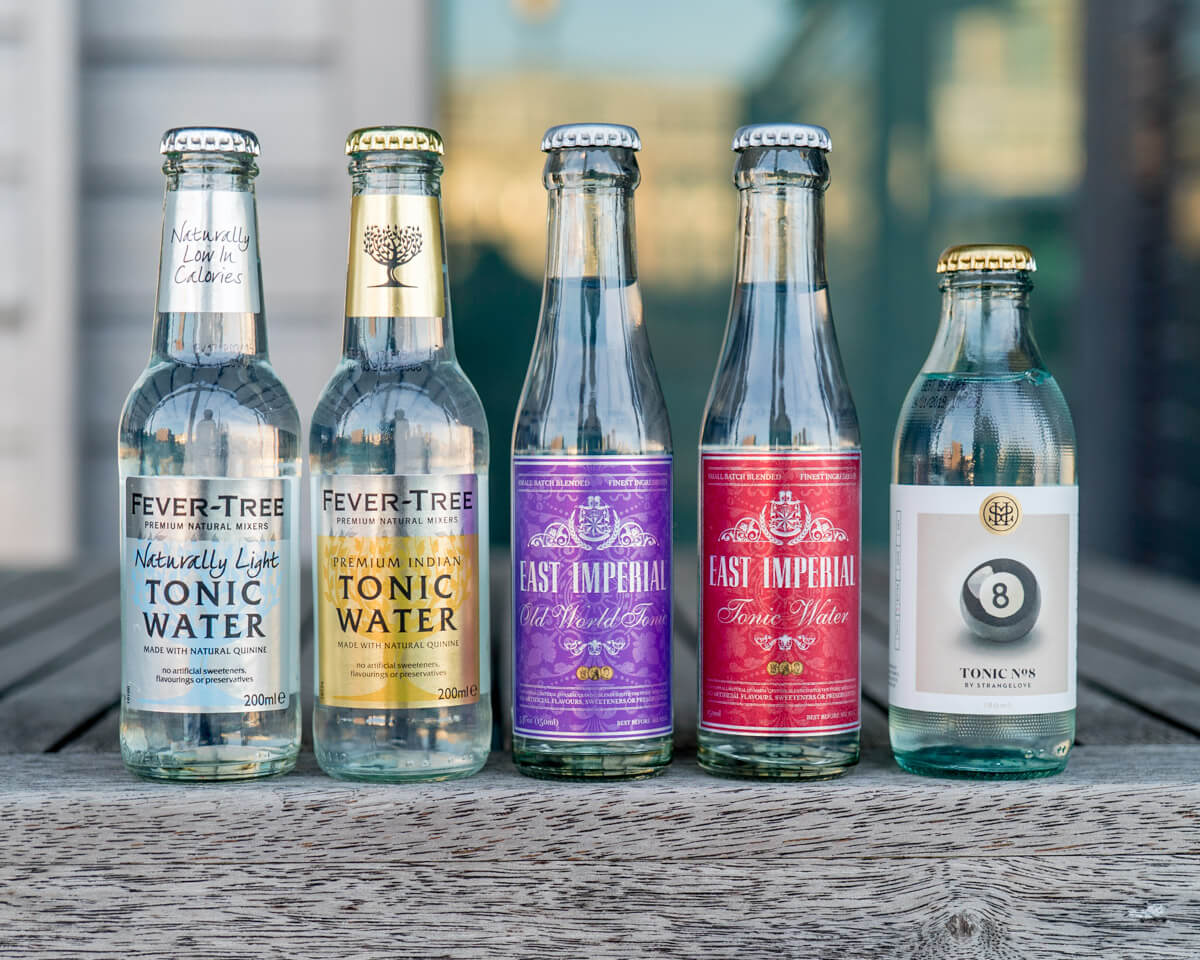 How to choose your tonic water