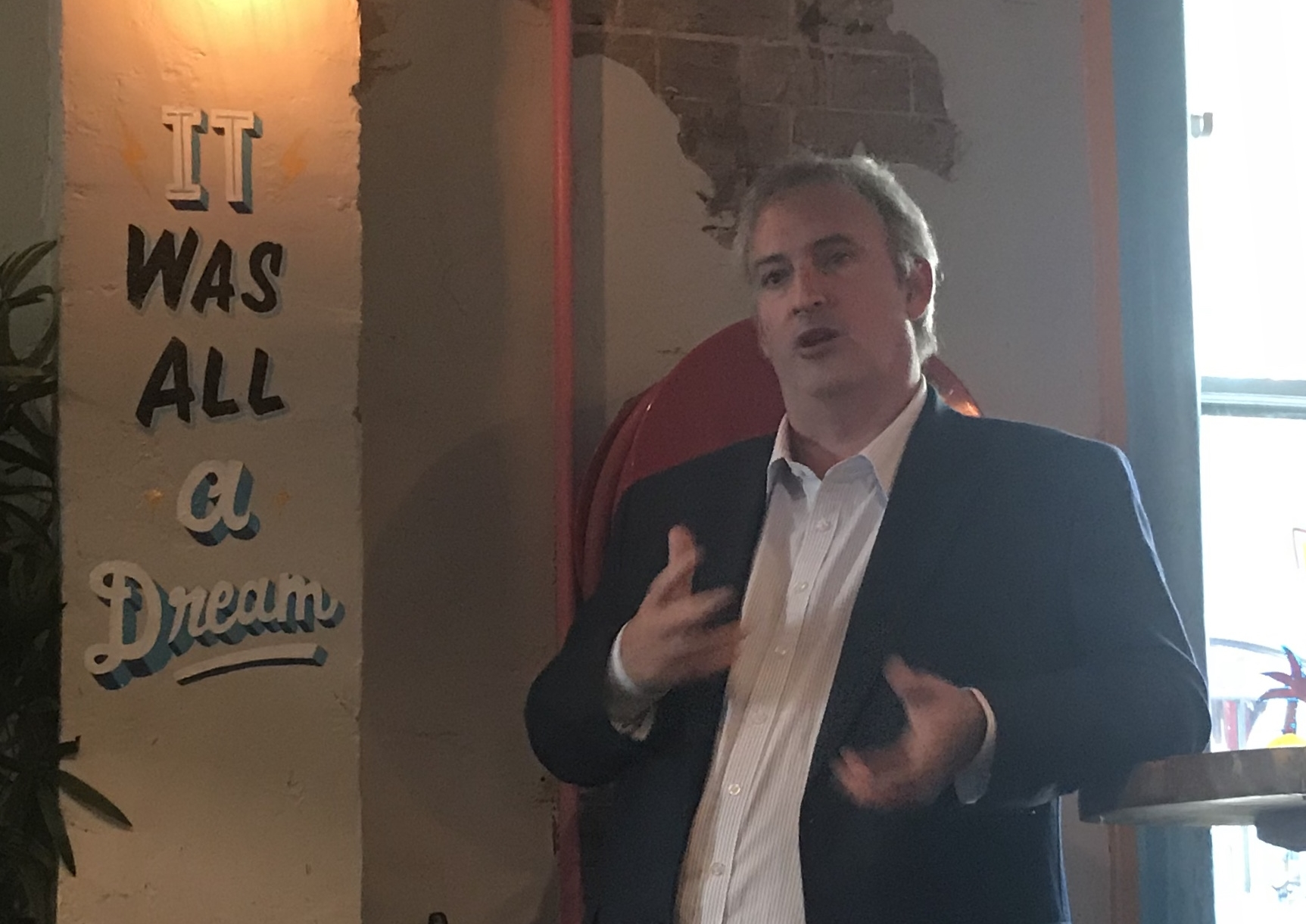 Richard Seale from Foursquare Rum on his recent visit to Sydney