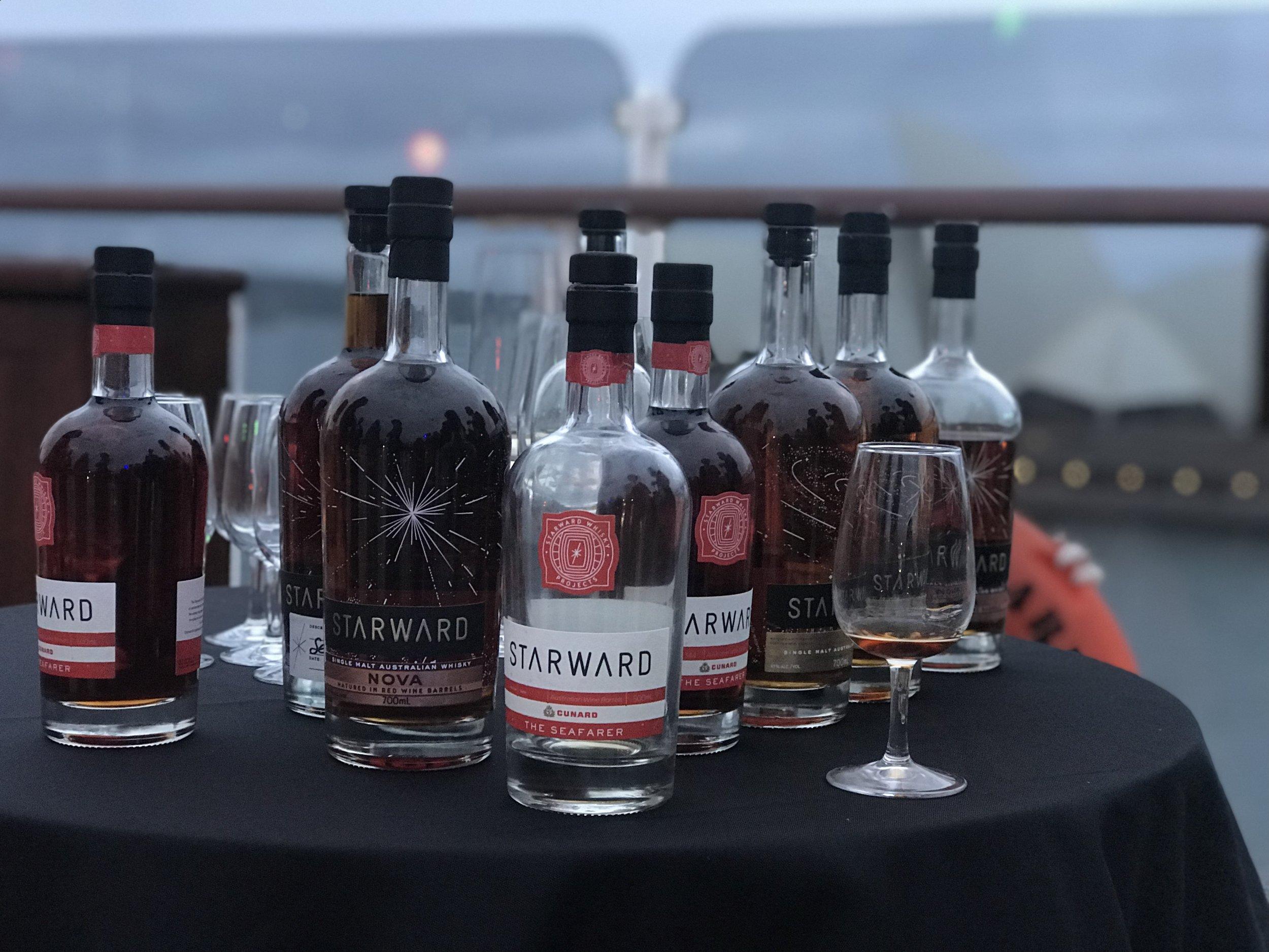 Starward Seafarer Whisky