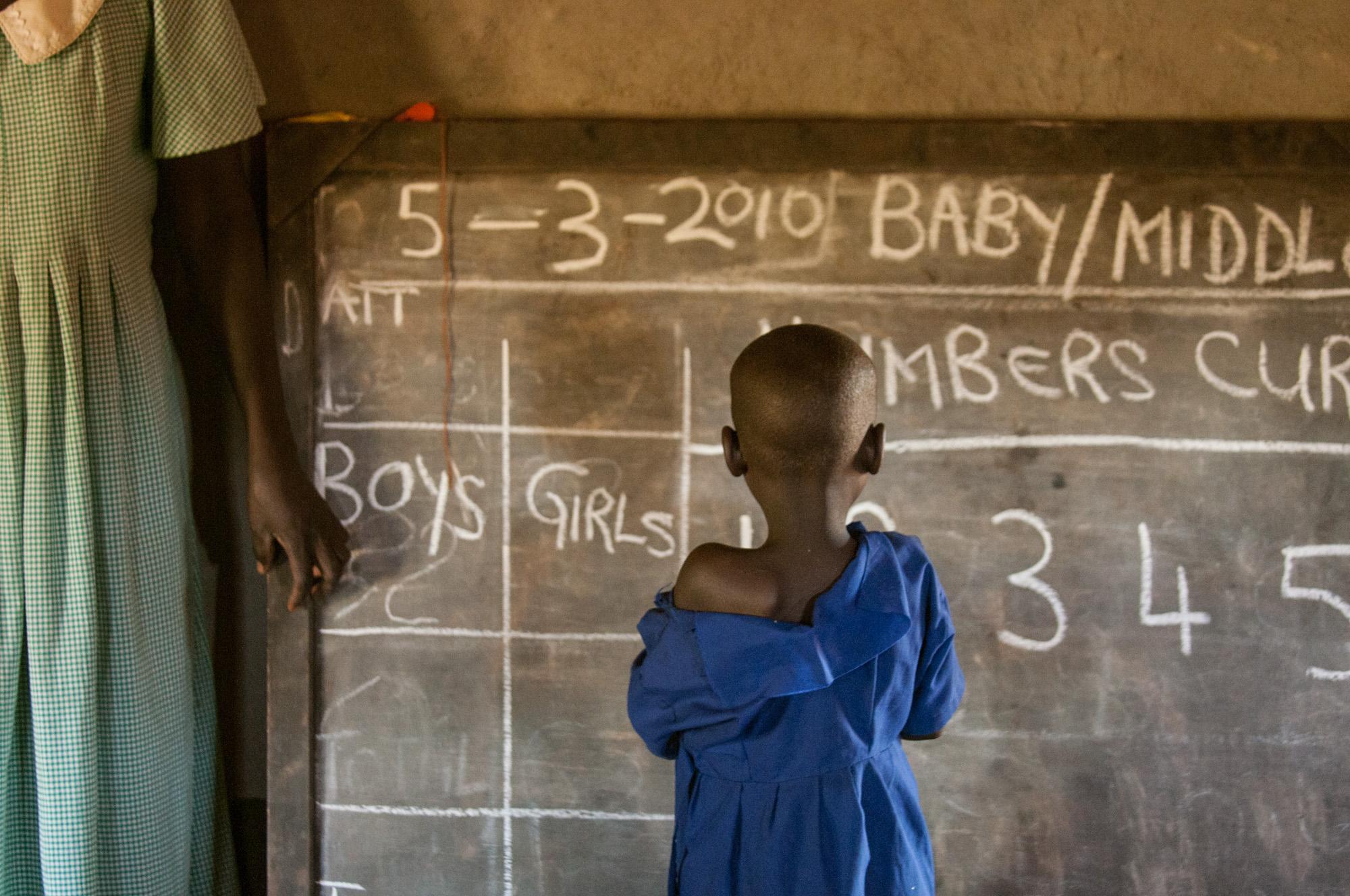 A Teacher In Rural Uganda