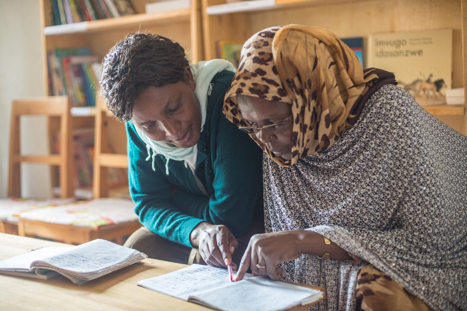 Literacy Leads To Better A Better Life for the Women of Nyamirambo