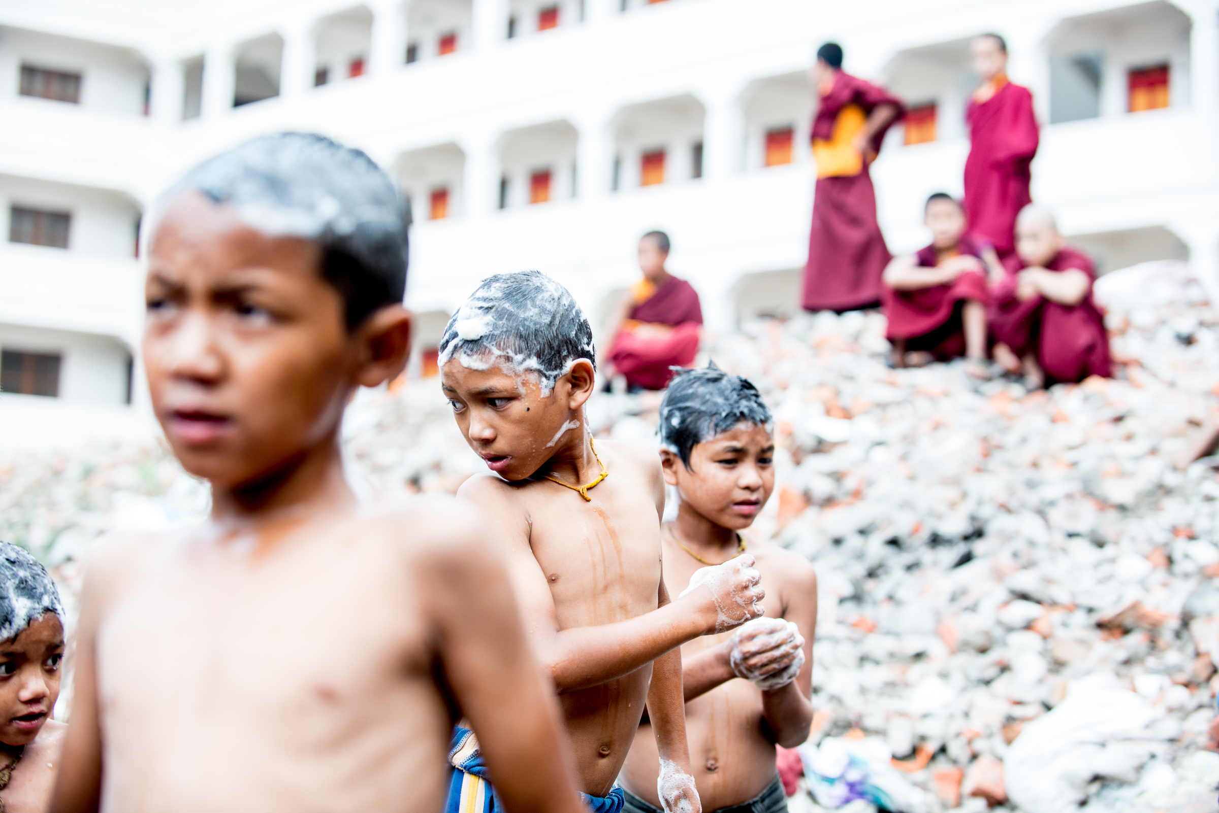 The Boy Monks of Dohla