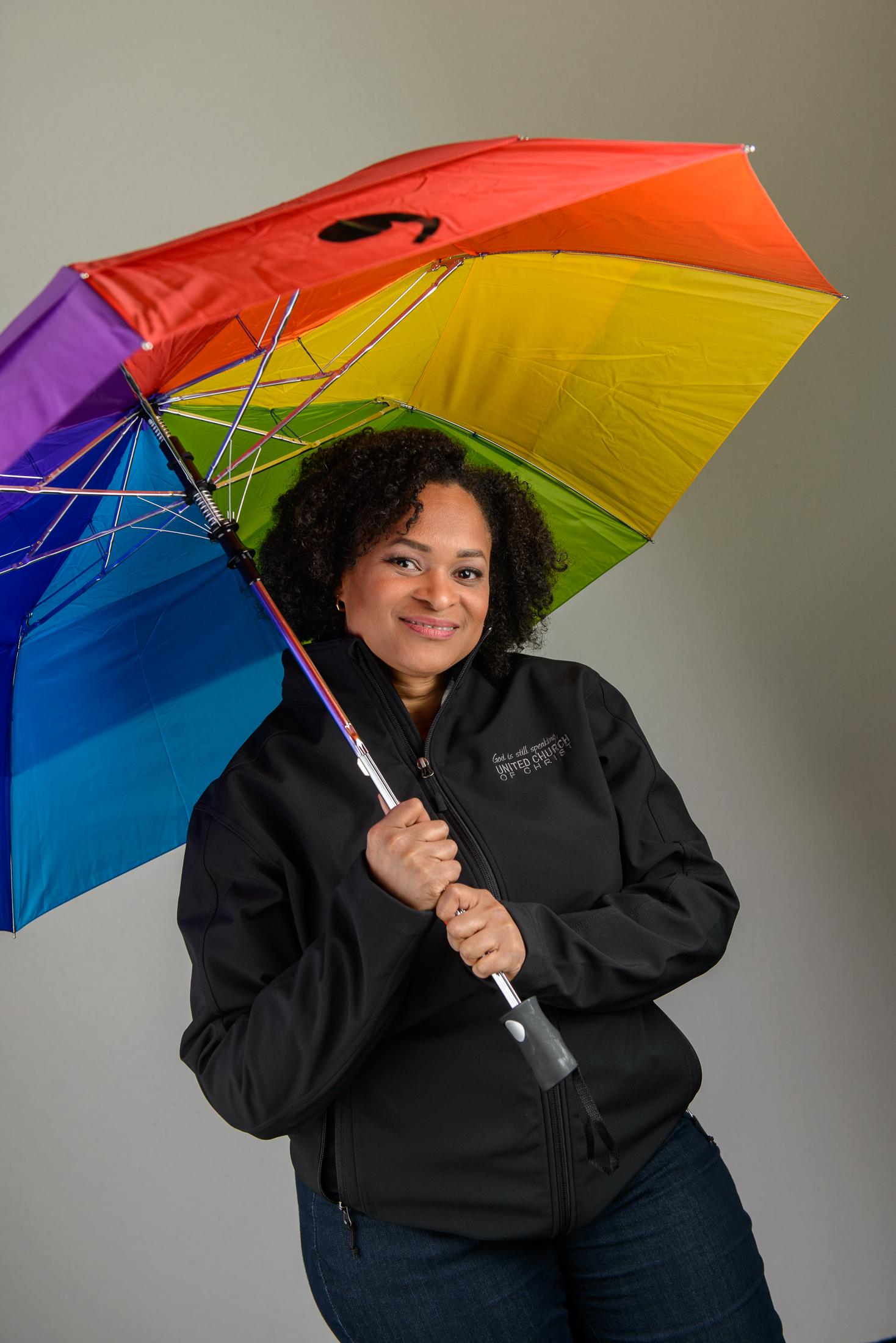 Love the umbrella!